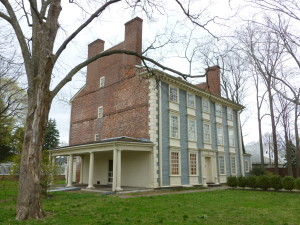 Constructed circa 1732, the Royall House is a great representation of early Georgian Architecture in the American Colonies.